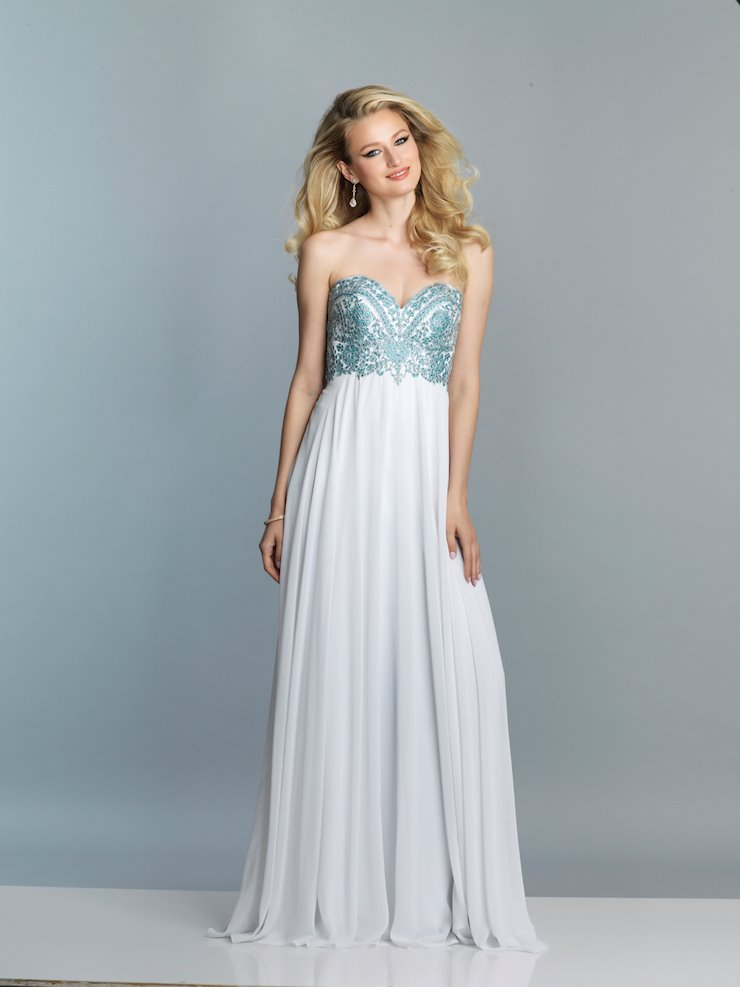 Dave & Johnny Prom Dresses A6850