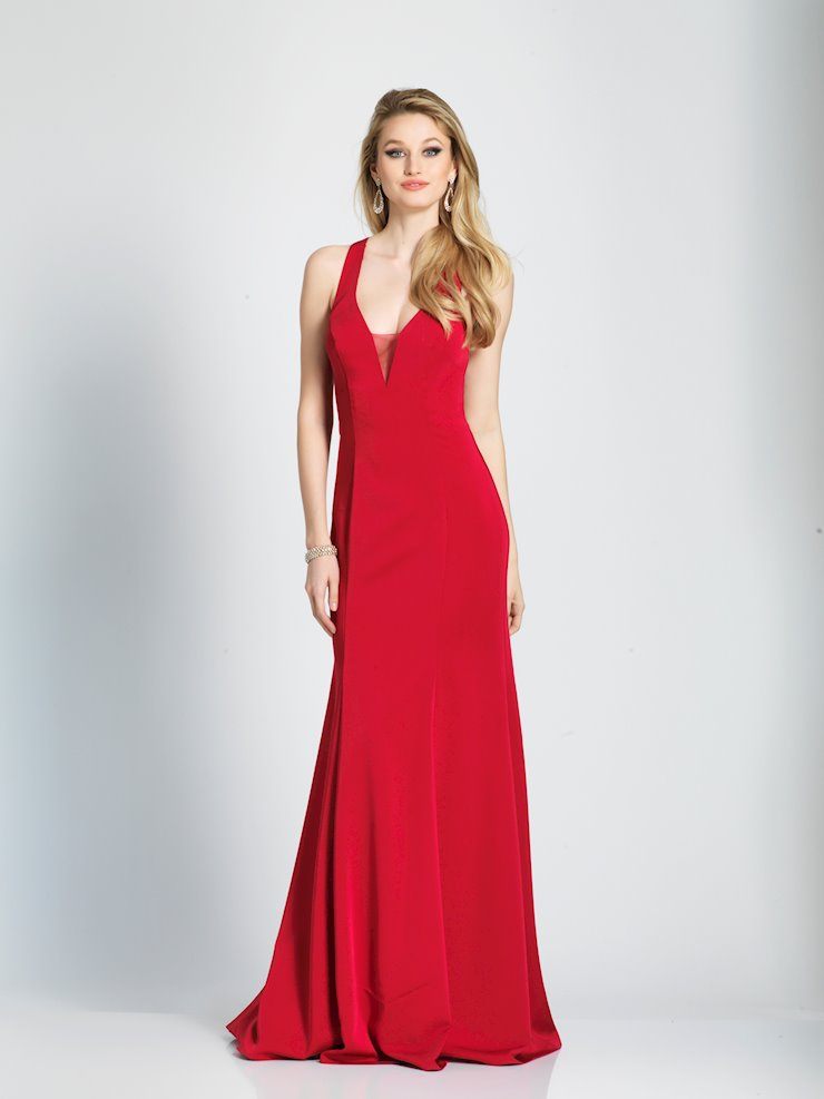 Dave & Johnny Prom Dresses Long Open Back Formal Dress