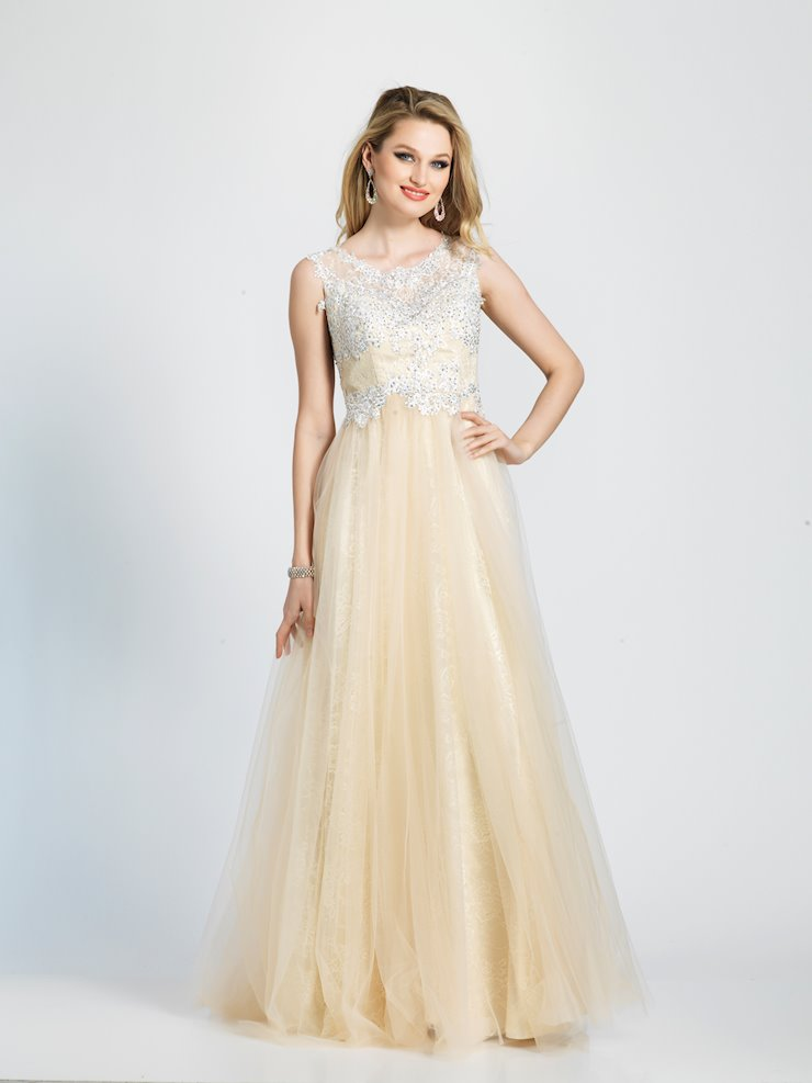 Dave & Johnny Prom Dresses A7133