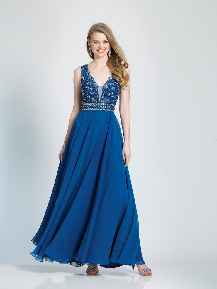 Dave & Johnny Prom Dresses A7232