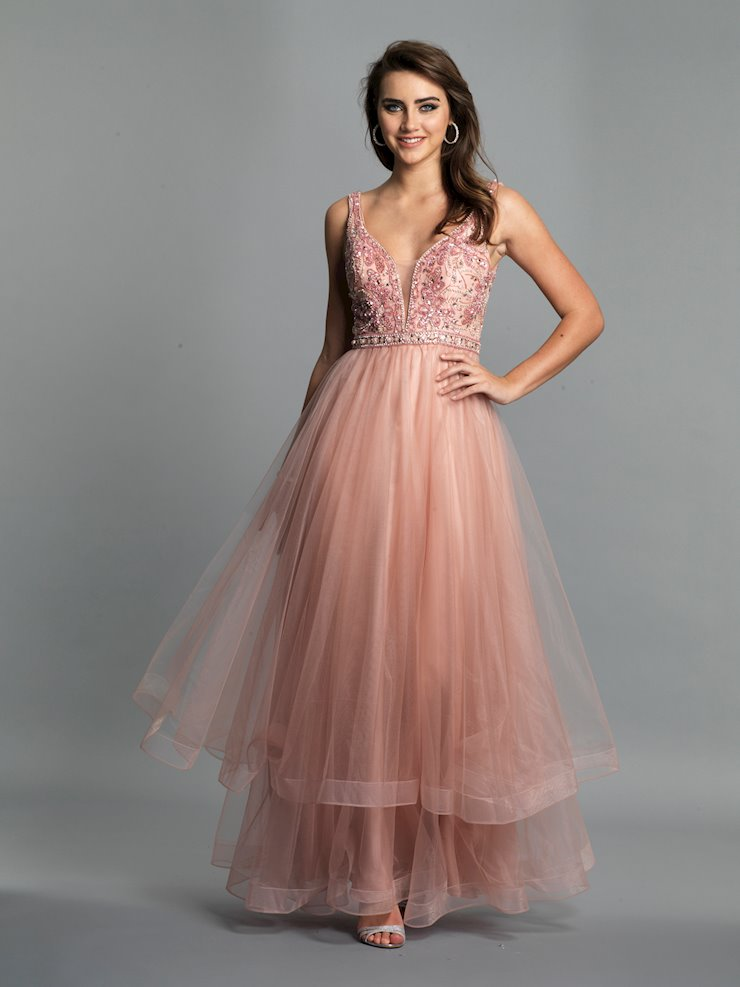 Dave & Johnny Prom Dresses A7255