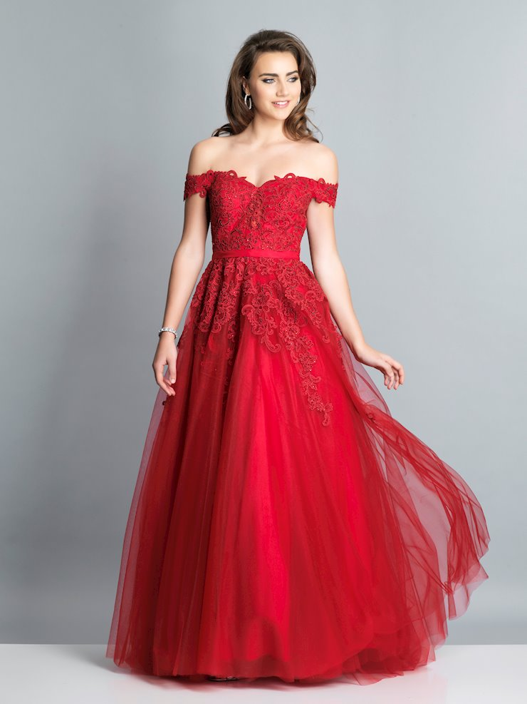 Dave & Johnny Prom Dresses A7314