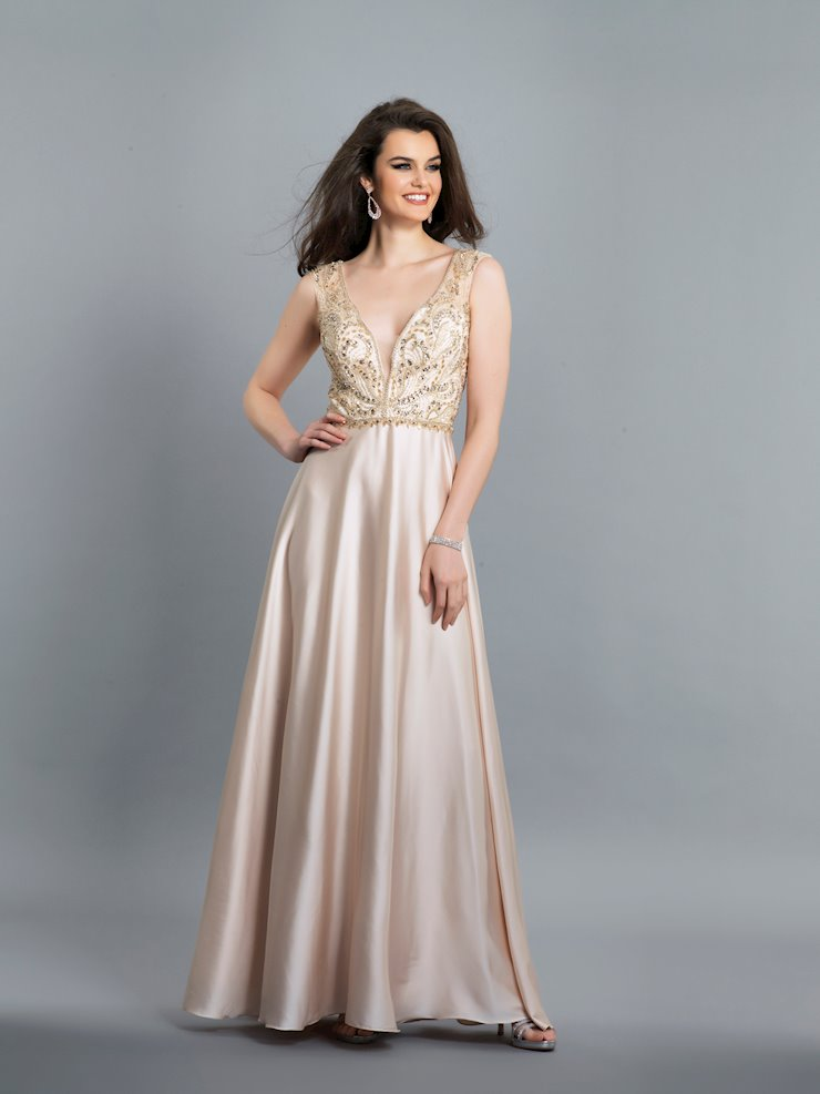 Dave & Johnny Prom Dresses A7376
