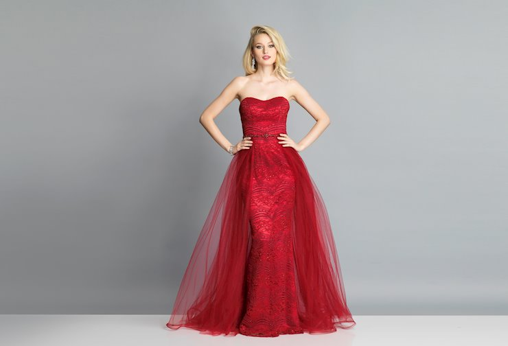 Dave & Johnny Prom Dresses A7402