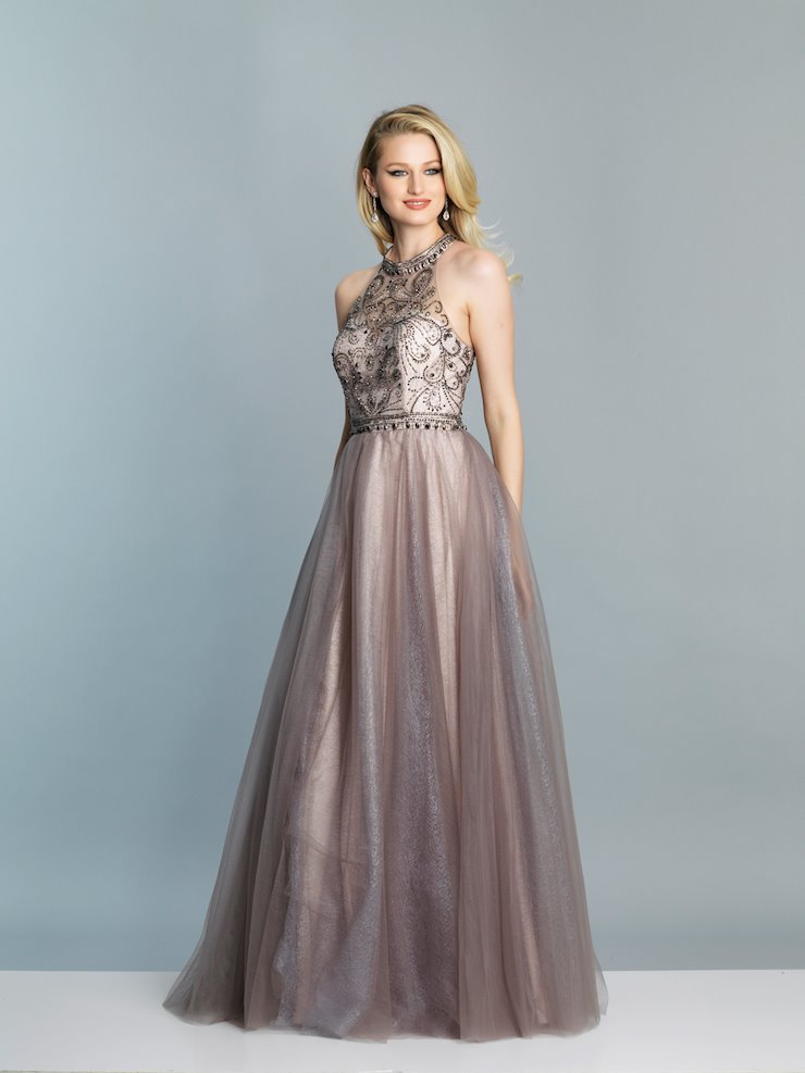 Dave & Johnny Prom Dresses A7593