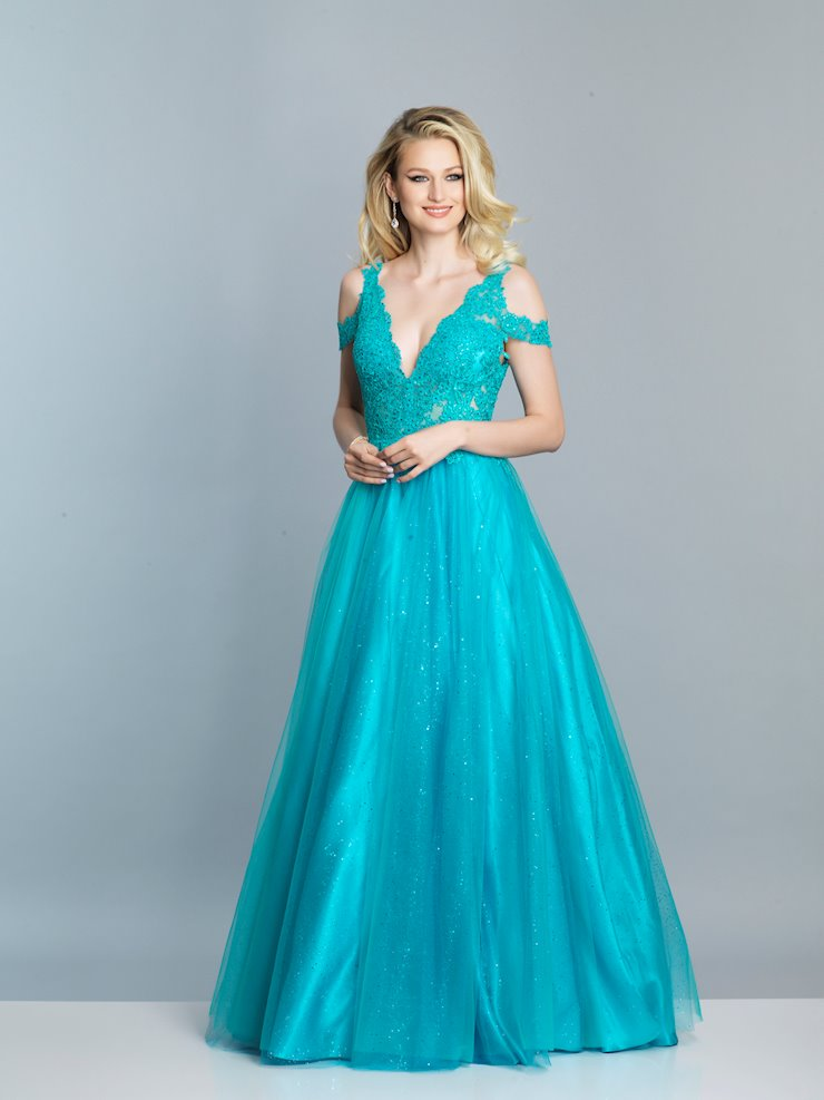 Dave & Johnny Prom Dresses A7643