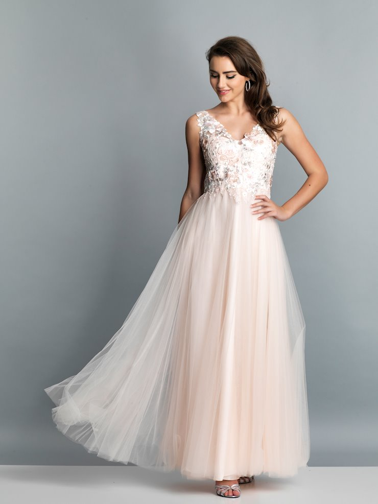 Dave & Johnny Prom Dresses A7721