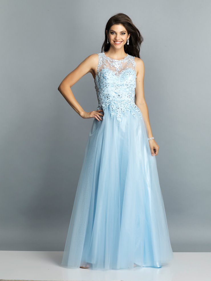 Dave & Johnny Prom Dresses A7744