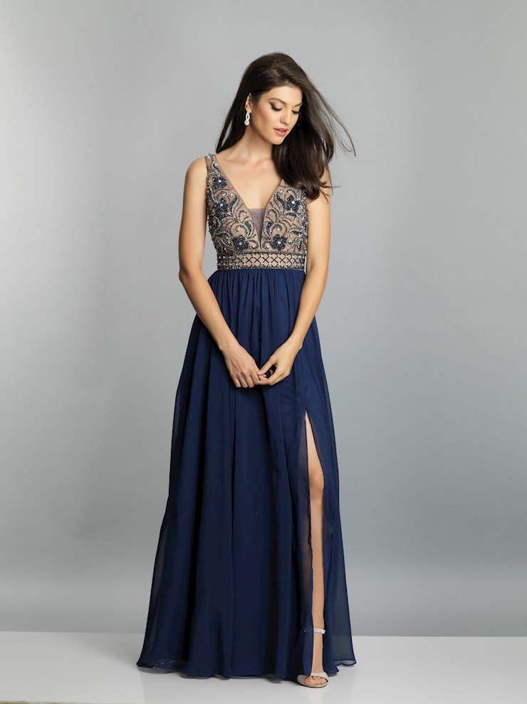 Dave & Johnny Prom Dresses A7758