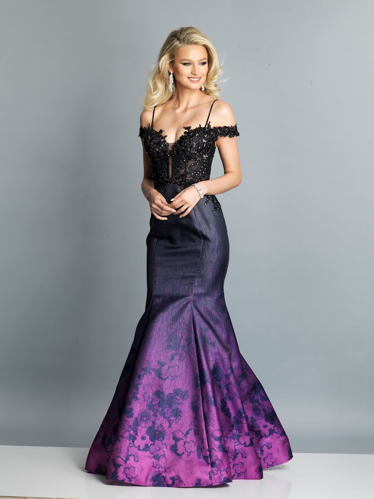 Dave & Johnny Prom Dresses A7795
