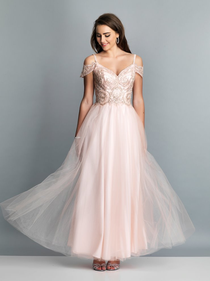 Dave & Johnny Prom Dresses A7814