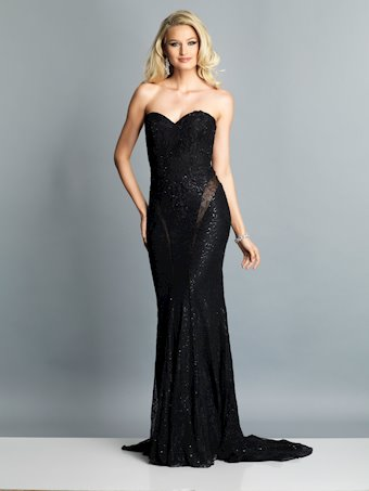 Dave & Johnny Prom Dresses A7859