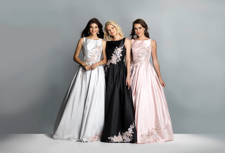 Dave & Johnny Prom Dresses A7935