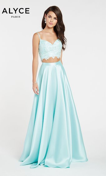 Alyce Paris Prom Dresses 60056