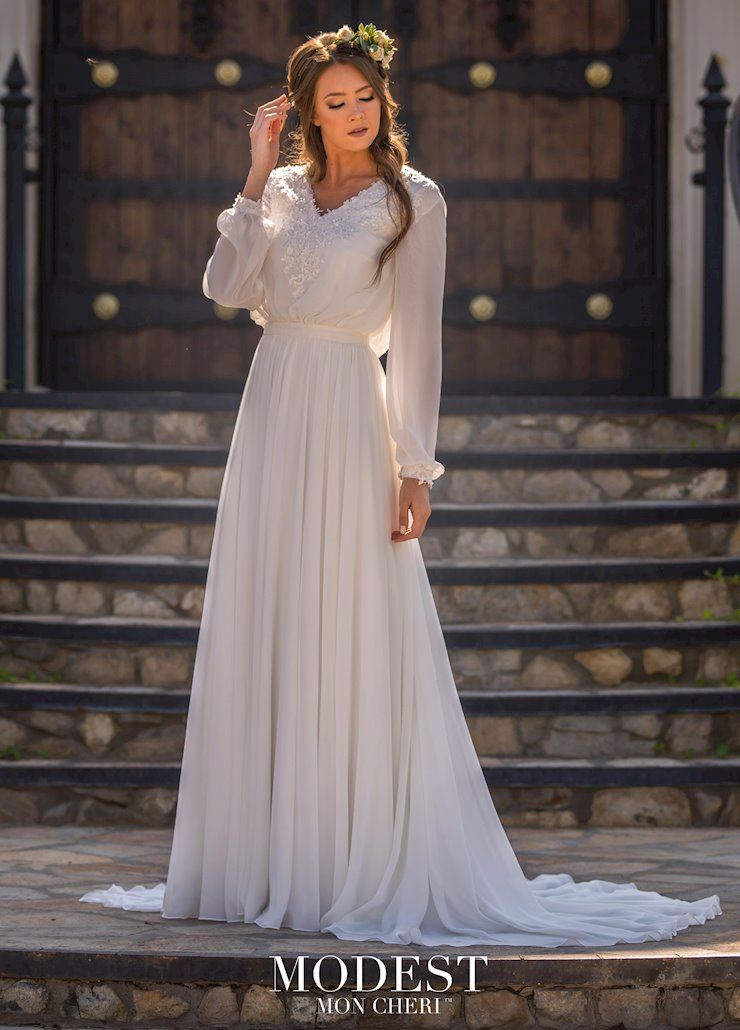 Modest by Mon Cheri Style #TR11977 Image