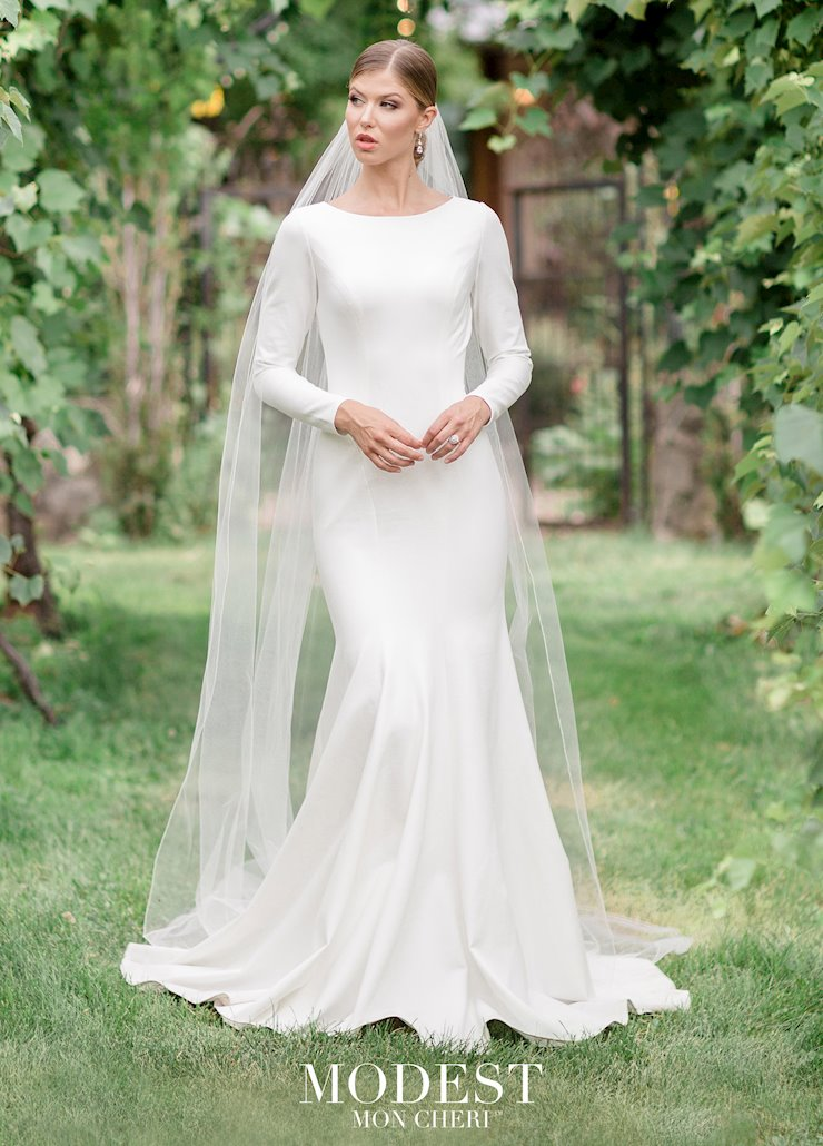 Modest by Mon Cheri Style #TR11988 Image