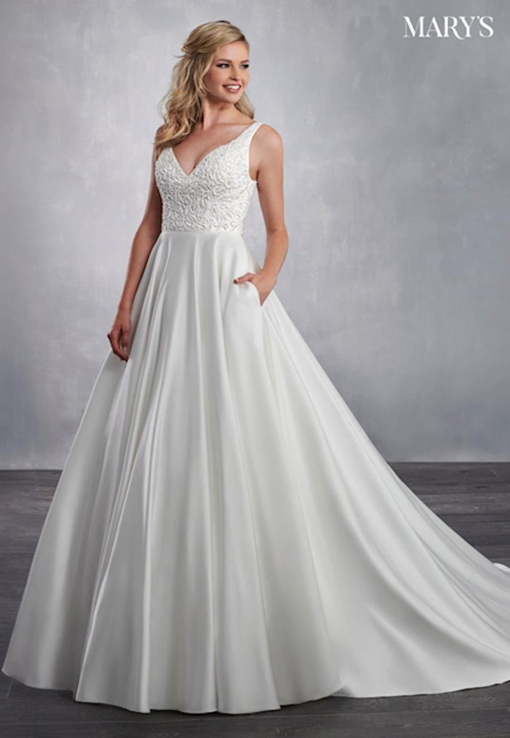 Mary's Bridal #MB2042 Image