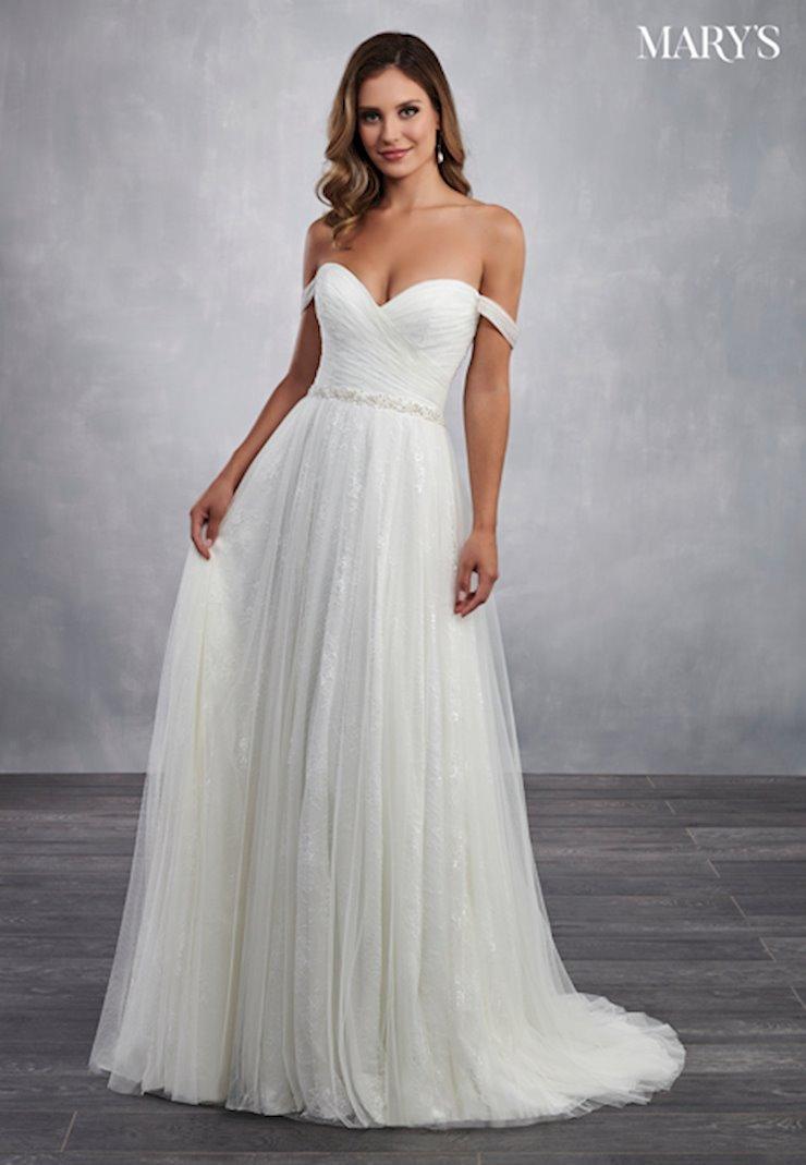 Mary's Bridal MB2048 Image