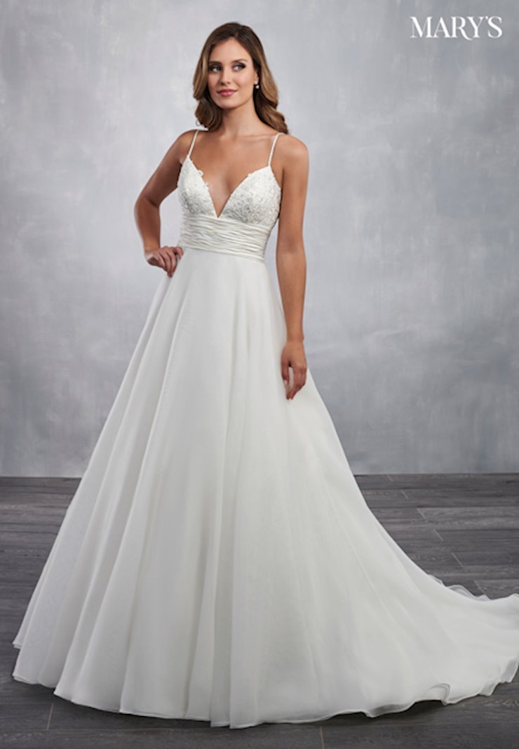 Mary's Bridal MB2052 Image