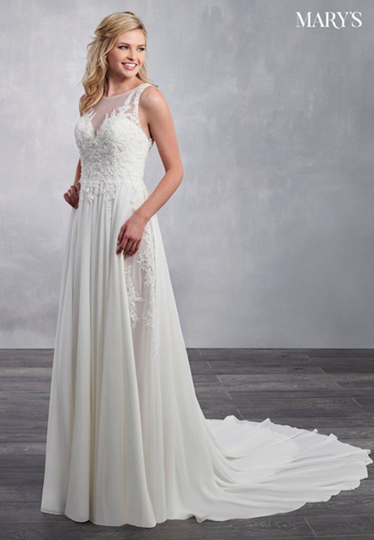 Mary's Bridal MB2053 Image
