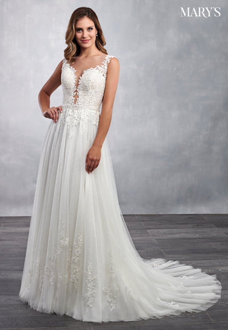 Mary's Bridal MB2054 Image