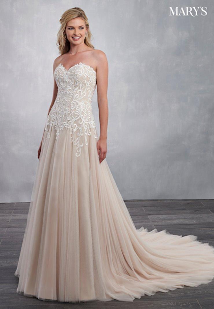 Mary's Bridal MB2055 Image