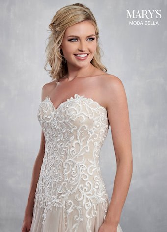 Mary's Bridal MB2055