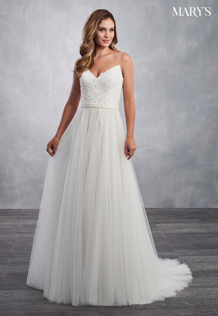 Mary's Bridal #MB2056  Image