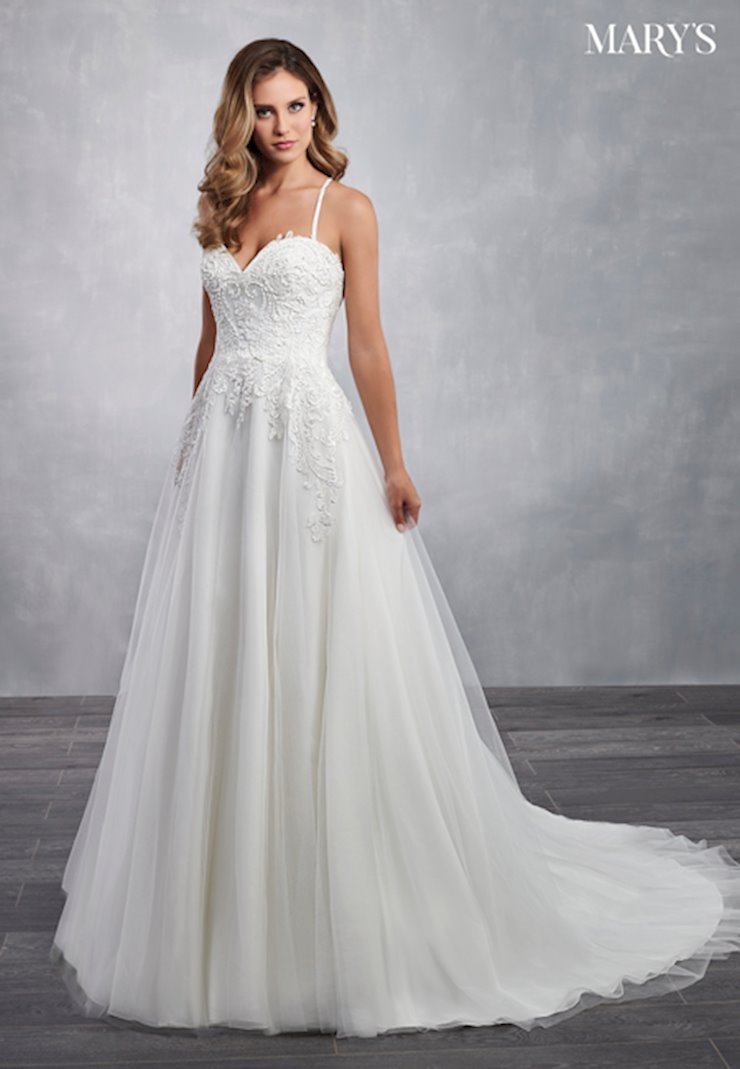 Mary's Bridal #MB2058 Image