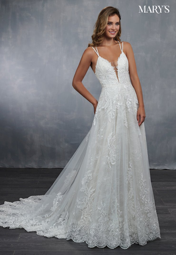 Mary's Bridal #MB3045 Image
