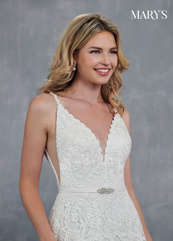 Mary's Bridal MB3057