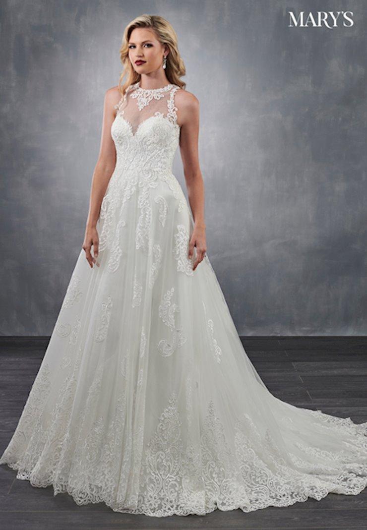 Mary's Bridal MB4042