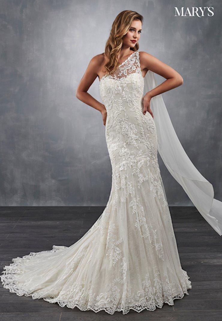Mary's Bridal MB4043