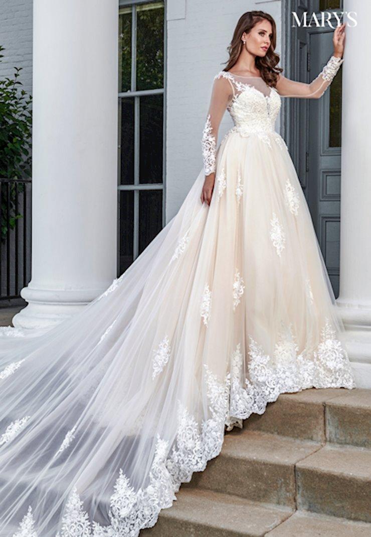 Mary's Bridal MB4044