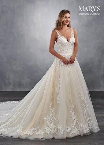Mary's Bridal MB4053