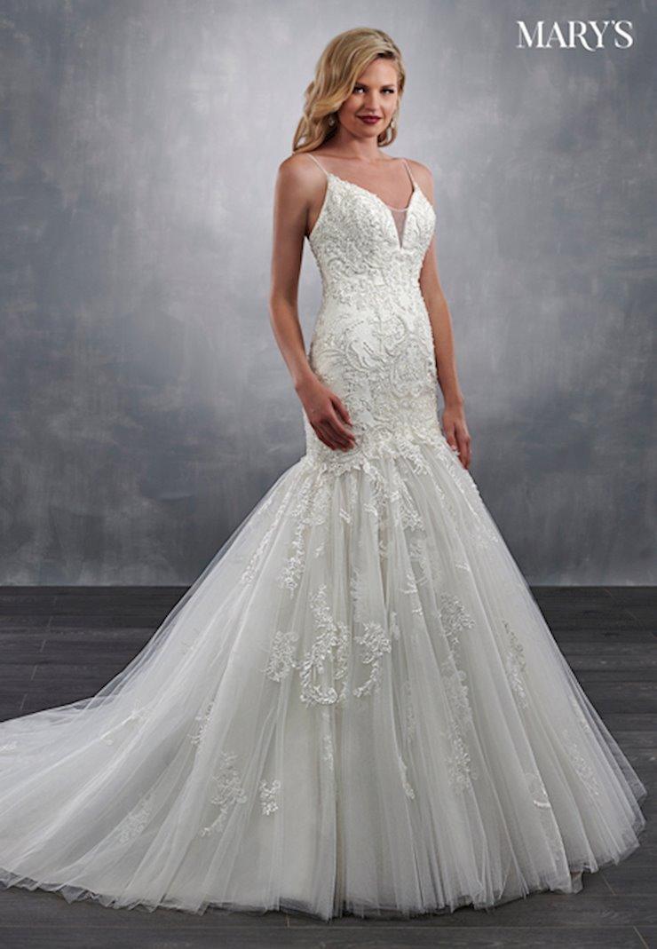 Mary's Bridal MB4054