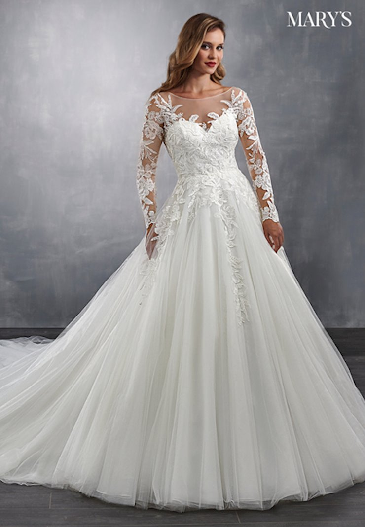 Mary's Bridal MB4055