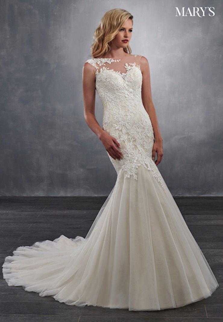 Mary's Bridal MB4056
