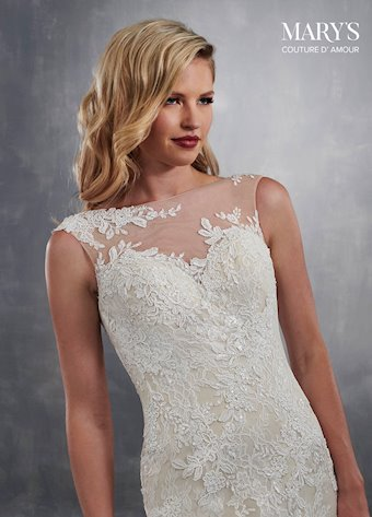 Mary's Bridal Style #MB4056
