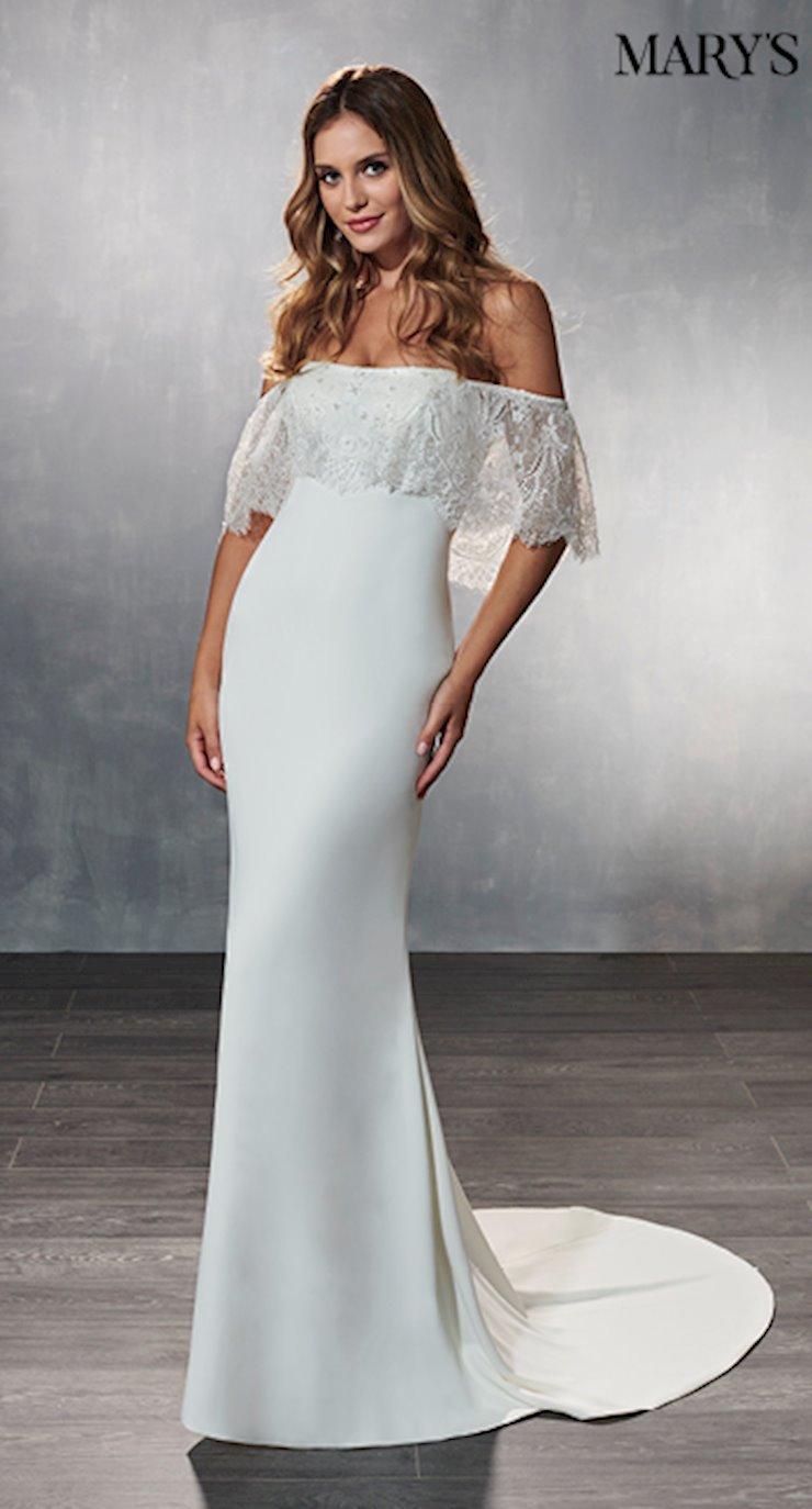 Mary's Bridal MB5004