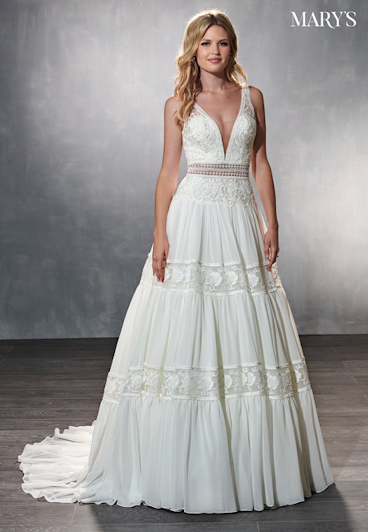 Mary's Bridal MB5009