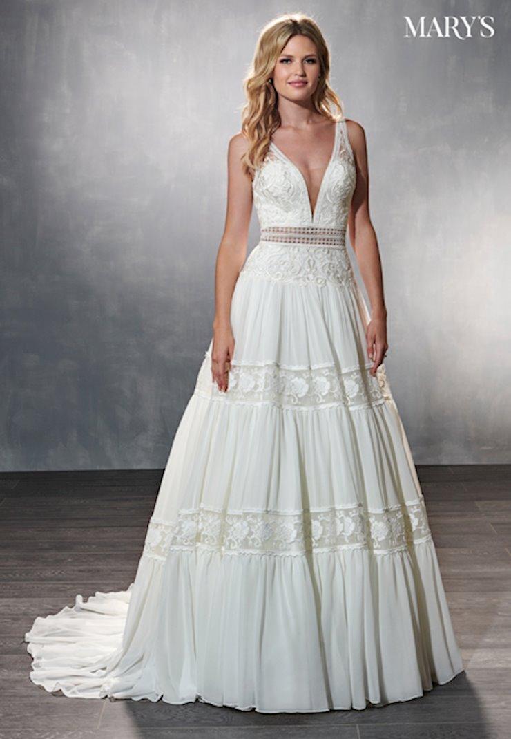 Mary's Bridal Style #MB5009
