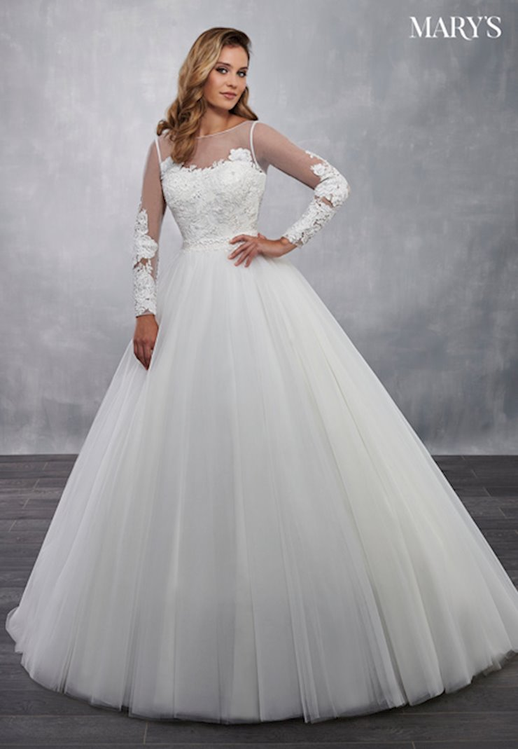 Mary's Bridal MB6033