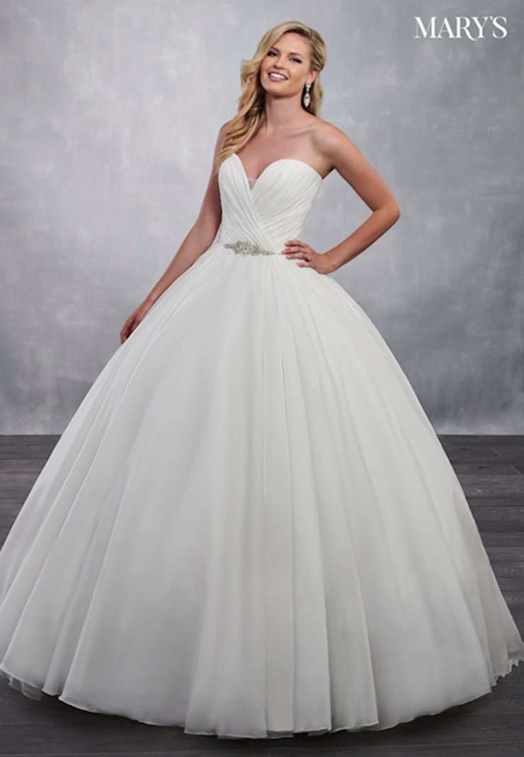 Mary's Bridal MB6034