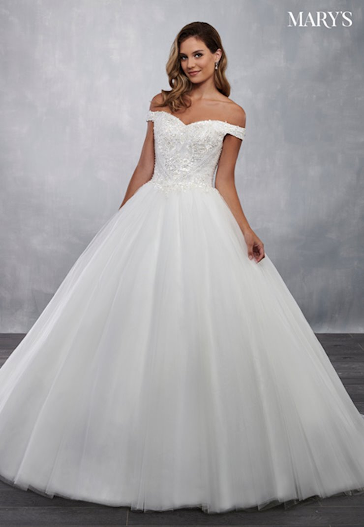 Mary's Bridal MB6035