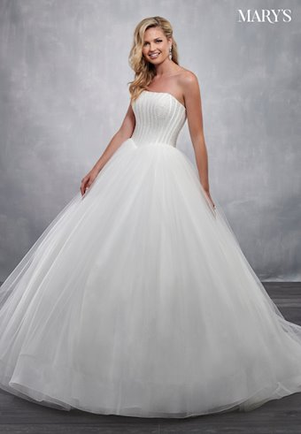 Mary's Bridal MB6038