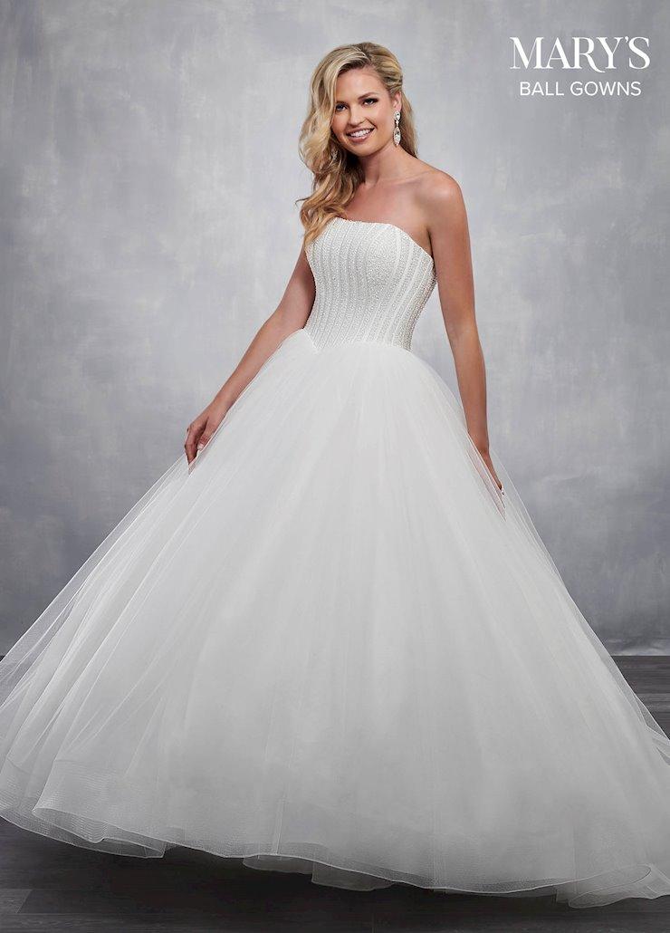 Mary's Bridal MB6038