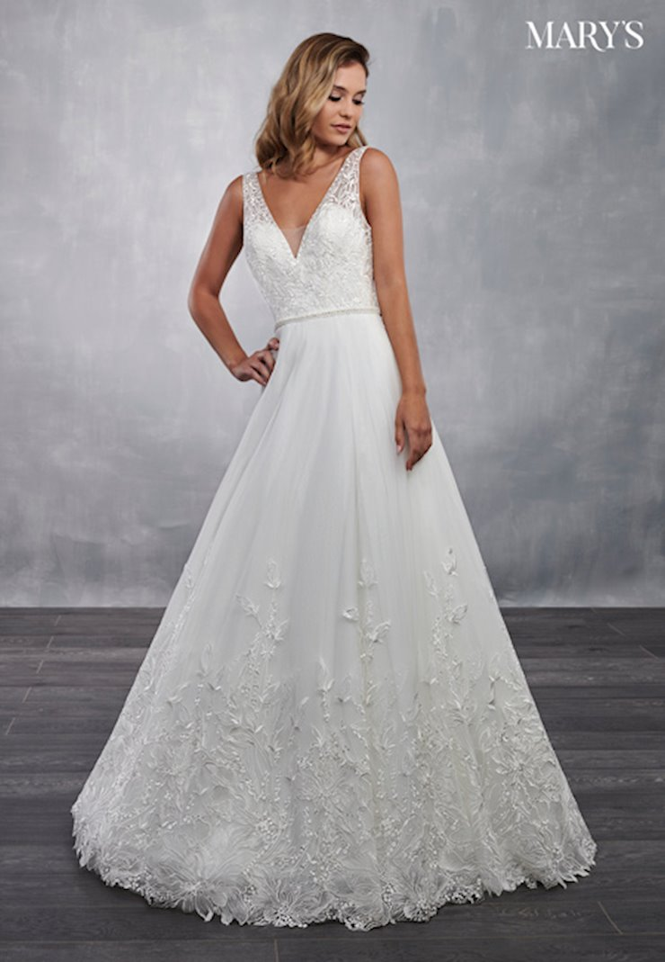 Mary's Bridal MB6039
