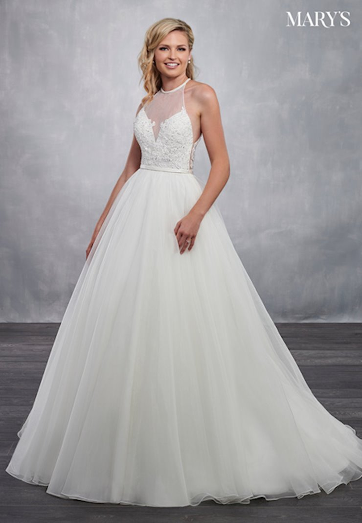 Mary's Bridal MB6040
