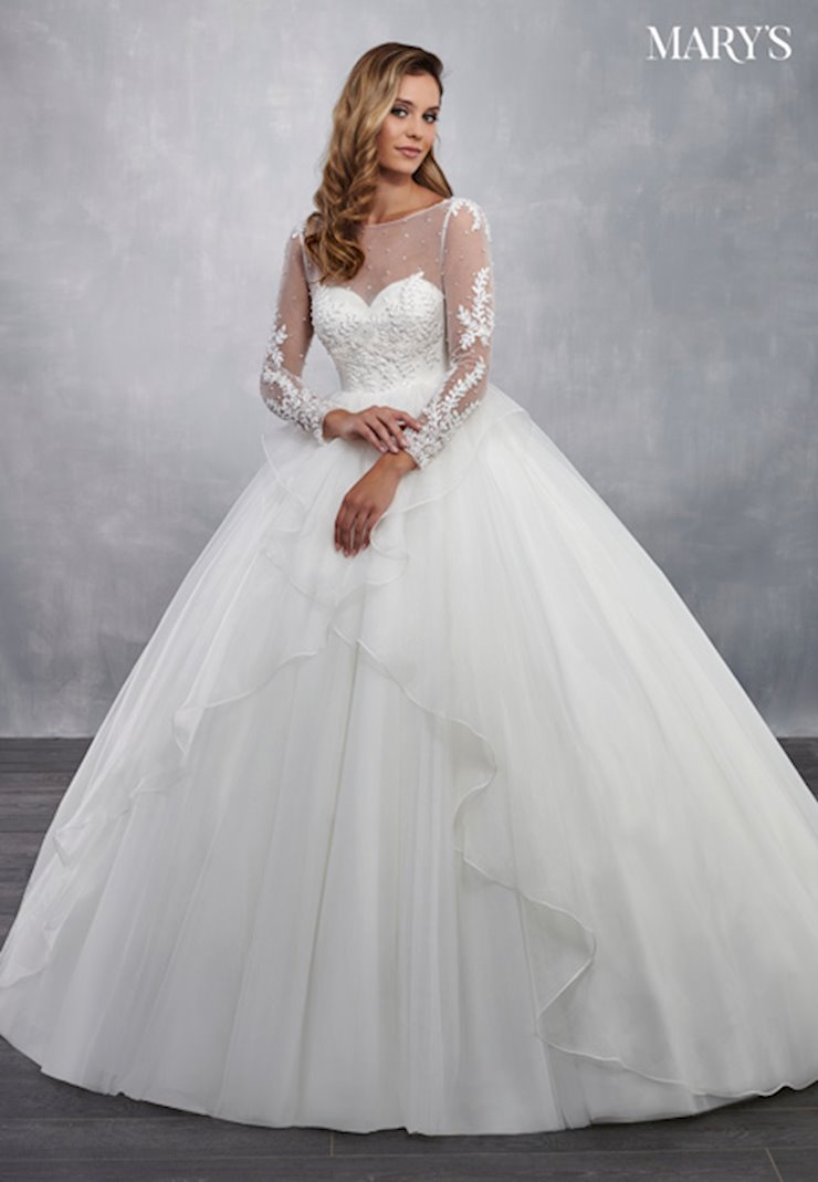 Mary's Bridal MB6041